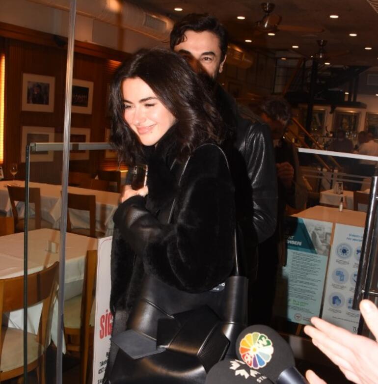 Nesrin Cavadzade sevgilisi Gökhan Alkan'ı ailesiyle tanıştırdı