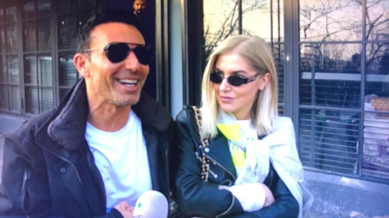 Mustafa Sandaldan sevgilisi Melis Sütşurupa: Sen yeter ki hep böyle bak
